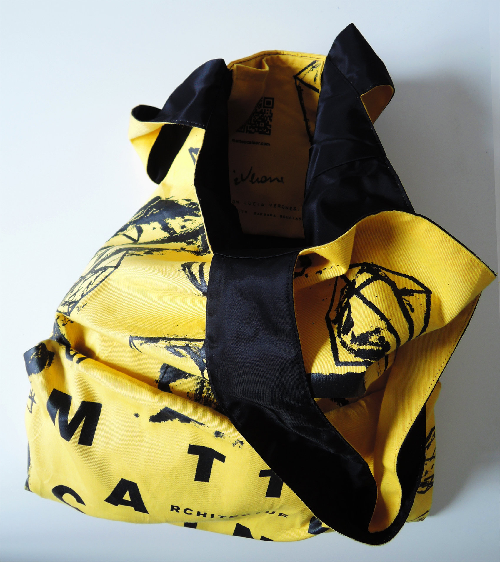 MCA Design Tote Bag