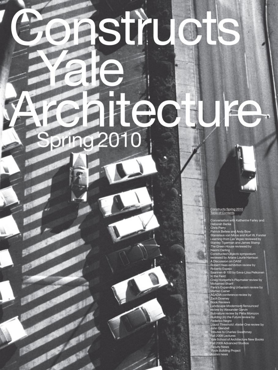 Yale constructs
